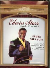 Edwin Starr - Live Soul Concerts UK & Germany Music In Concert 2 - DVD - NEW