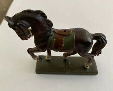 Elastolin Lineol Germany World War One Brown Horse  MC-234