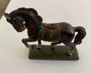 Elastolin Lineol Germany World War One Brown Horse  MC-234