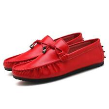 Mens Driving Pumps Gommino Moccasins Slip On Loafers Leisure Outdoor Shoes New