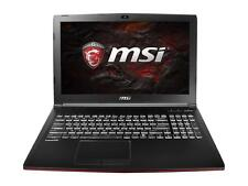 "MSI Gaming GP62MVR Leopard Pro 15.6""  Core i7-6700HQ 1TB, 8GB, nVIDIA GTX1060 3G"
