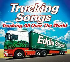 Eddie Stobart Trucking Songs  Trucking All Over The World [CD]