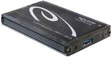 "Vai Ext. 2 5"""" Delock SATA Hard Drive DISC USB 3/usb2/esatap/esata BK"