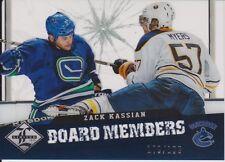 2012-13 Limited Board Members #45 Zack Kassian /199