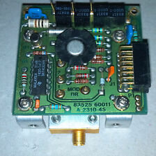 HP / Agilent 5086-7249 Modulator Amplifier with 83525-60011 PCB