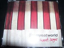 Jimmy Eat World Salt Sweat Sugar EU Enhanced CD Single