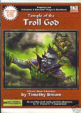 Dungeons & Dragons Adventure Module Lot D&D 3.5 3.0 d20 - 3 Books - Bargain NEW
