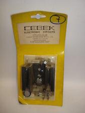 CEBEK ELECTRONIC CIRCUIT. FE-10 CIRCUIT. R7A35
