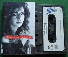 Gloria Estefan Cuts Both Ways inc Get On Your Feet + Cassette Tape - TESTED