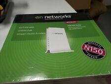 On Networks N150 WiFi Router w/DD-WRT Wireless N150 Wi-Fi NEW SEALED