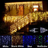 de Navidad Decoracion lampara Alambre de cobre LED String Las luces de hadas