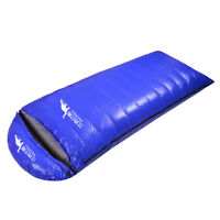Portable Envelope Outdoor Camping Warm Padded Single Sleeping Bag Ultra Light