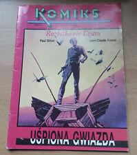 Rozbitkowie czasu - Uśpiona Gwiazda Jean-Claude Forest, Paul Gillon komiks 1990
