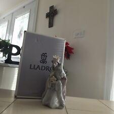 Lladro Nativity 5480 Wiseman King Gaspar Mint w/ Box L@K Fast Shipping!