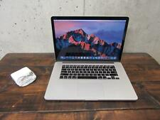 Late 2013 RETINA MacBook Pro 15 2.6ghz i7 / 16GB / 512GB SSD / 2GB Nvida 750M