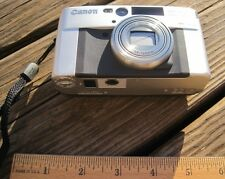 Canon Zoom 35 mm film camera for parts