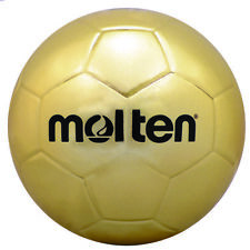 New Molten Gold Trophy Soccer ball * Us Seller *