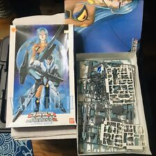 Robotech Macross Ii Bandai 1/100 Scale Lovers Again Action Figure Pack Nexx Gilb