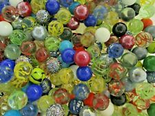 Wholesale Glass Shooters Mega Marbles by the Pound! ONLY $5.99 lb.1 INCH diam