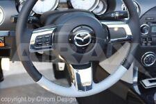 Lenkradverkleidung Abdeckung 3tlg. Mazda® MX-5 TYP NC