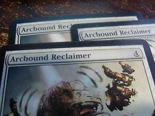 Arcbound Reclaimer x3 Darksteel