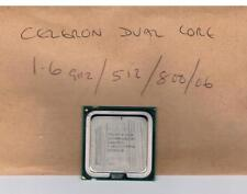Intel Celeron '05 E1200 Dual Core 1.6GHz / 512 K / 800 / 06 SLAQW