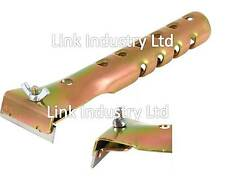 STANLEY 0-28-640 & LINBIDE LGPS50 type PAINT SCRAPER c/w tungsten carbide blade