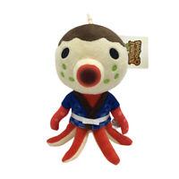 "Animal Crossing New Horizons Zucker Plush 8"" Soft Stuffed Doll Kids Xmas Gift"
