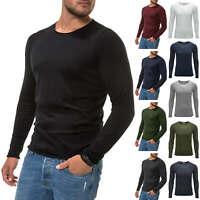 Selected Herren Feinstrick Pullover Sweatshirt Strickpullover Strick Color Mix