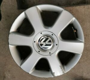 1x Original VW Touran Alufelge 6,5Jx16H2 5x112 ET50 16 Zoll 1T0601025C