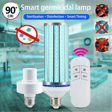 UVC Germicidal Sanitizer Corn Lamp Household Ultraviolet Sterilization Light 60W