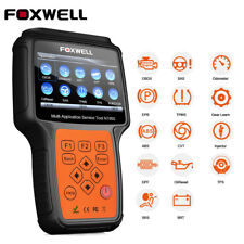FOXWELL NT650 OBD2 Auto Scanner ABS Airbag SAS EPB DPF Oil Service Reset Tool