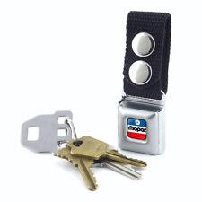 Key Chain Seat Belt Buckle Mopar Red White Blue MPB