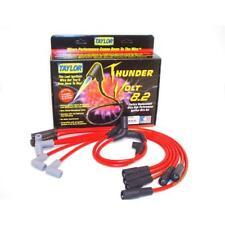 Taylor Spark Plug Wire Set 84235; ThunderVolt 8.2mm Red for Chevy 6 Cylinder