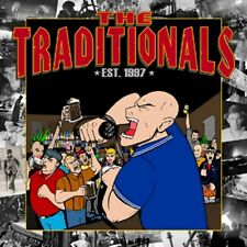 The traditionals-the way it is, ce qui and Will Be [CD]