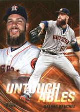 2017 Topps Update Series Untouchables #U-11 Dallas Keuchel Astros