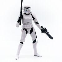 UK Star Wars The Black Series Episode IV Stormtrooper Action Figure Model Gift