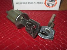 New 1965-70 Ford Ignition Lock & Key, scripted key