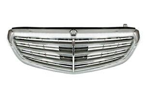 Kühlergitter Kühlergrill GRILL chrom MERCEDES W212 2013 - facelift
