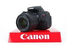 Canon EOS Rebel T4i 18MP Digital SLR Camera w/ EF-s 18-55mm IS STM Lens #27148