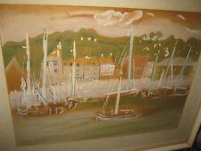 Dufy Jean, * 1888 grand port vue