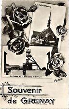 CPA Souvenir de GRENAY Eglise, La Fose No 11 des mines de BETHUNE (376026)