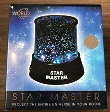 STAR MASTER LIGHT PROJECTOR MASTER LIGHT LED PROJECTOR LAMP KIDS BEDROOM GIFT