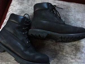 Timberland Boots, schwarz, Gr US 7,5  = 38,5