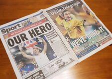 Australia Socceroos, Daily Telegraph World Cup Souvenir Edition November 17 2005
