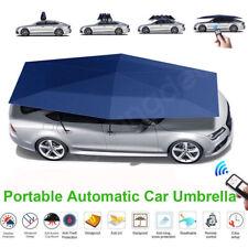 Car Sun Shade Umbrella Auto Remote Portable Tent Cover  Roof Anti-UV Water Proof