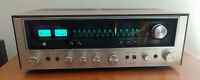 Sansui 6060 Vintage Receiver. New display lights, working