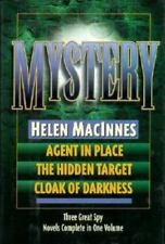 Mystery: Agent in Place, the Hidden Target, Cloak of Darkness