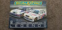 Scalextric Legends Collector's Edition Ford Sierra RS500 vs. BMW E30