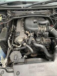 BMW Z3 E36 E46 1996-2002 Complete 1.9 Petrol Engine 117bhp M43 M43B19 194E1